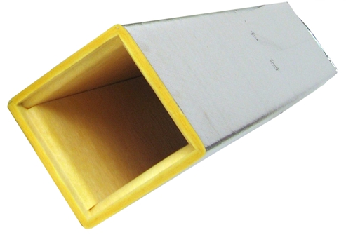 fiberglass duct board insulation box