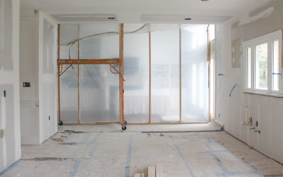 Framing and drywall repair in Columbus, Ohio